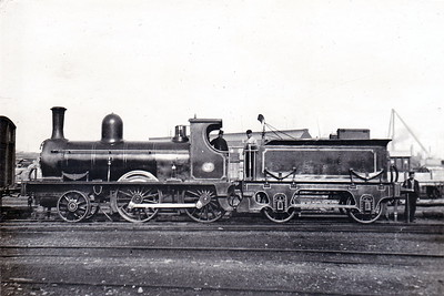 12 - 2-4-0, built 1868 by Manning Wardle & Co., Works No.261 - 1904 withdrawn.