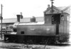 No.4 VIOLET - 4-4-0T, built 1887 by Robert Stephenson & Co. - 1925 to GSR, 1945 to CIE - withdrawn 1960 - seen here at Ballinamore in 1932.