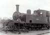 No.2 KATHLEEN - 4-4-0T built 1887 by Robert Stephenson - 1925 to GSR, 1945 to CIE - withdrawn 1960 - seen here at Dromod in 1932.