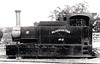 CLOGHER VALLEY RAILWAY - No.3 BLACKWATER - 0-4-2T, built 1887 by Sharp Stewart - withdrawn 1942 on closure of line.