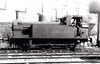 Class J11 - 219 - GS&WR Class 207 0-6-0T, built 1901 by Inchicore Works - 1925 to GSR, 1945 to CIE - withdrawn 1955 - seen here at Limerick in 1955.