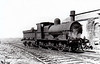 Class J15 - 106 - GS&WR Class 101 0-6-0, built 1874 by Inchicore Works - 1921 rebuilt, 1925 to GSR, 1937 rebult with Belpaire boiler, 1945 to CIE - withdrawn 1965 - seen here at Foynes in 1955 - note spark arrestor.