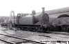 Class J11 - 208 - Ivatt GS&WR Class 207 0-6-0T - built 1887 by Inchicore Works - 1925 to GSR, 1945 to CIE - withdrawn 1959 - seen here at Cork Albert Quay in April 1955.