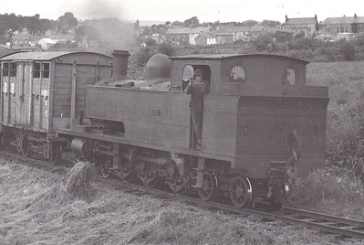 14 ERNE - Class 4 4-6-4T - built 1904 by Nasmyth Wilson & Co. as Donegal Railway No.14 - 1906 to CDRJC - 1937 to No.11 - withdrawn 1959.