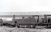 8 FOYLE - 4-6-0T built 1893 by Neilson & Co.& Co., Works No.4577, for Donegal Railway - withdrawn 1937 - seen here at Strabane, withdrawn, 06/37.