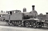 Class C 5 - 271 - WL&WR 4-4-2T, built by Kitson in 1897, as WL&WR No.18 GERALDINE - 1901 to GS&WR 271 - 1925 to GSR, 1926 rebuilt, 1945 to CIE - withdrawn 1949 - seen here at Inchicore.