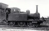 Class J30 - 100 - GS&WR Class 99 0-6-0T - built 1891 by Inchicore Works - 1925 to GSR, 1945 to CIE - withdrawn 1959.