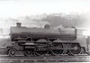 Class B 2 - 403 - G&SWR Class 400 4-6-0 - built 1922 by Armstrong Whitworth as 4-cylinder compound - 1925 to GSR, 1934 rebuilt as 2-cylinder simple, 1936 rebuilt with new boiler, 1945 to CIE - withdrawn 1957 - seen here at Cork in 1932.