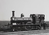 Class N1 - 483 - 2-2-2WT - built 1855 by W Fairbairn & Co. as Waterford & Tramore Railway No.1 - 1945 to GSR as No.483 - 1936 withdrawn.