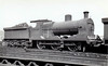 Class J 1 - 449 - D&SER 0-6-0 - built 1897 by Kitson & Co. as 0-6-2T No.5 CLONMEL - 1908 rebuilt as 0-6-0 tender engine - 1925 to GSR as No.449 - 1926 rebuilt with Belpaire boiler - withdrawn 1940.