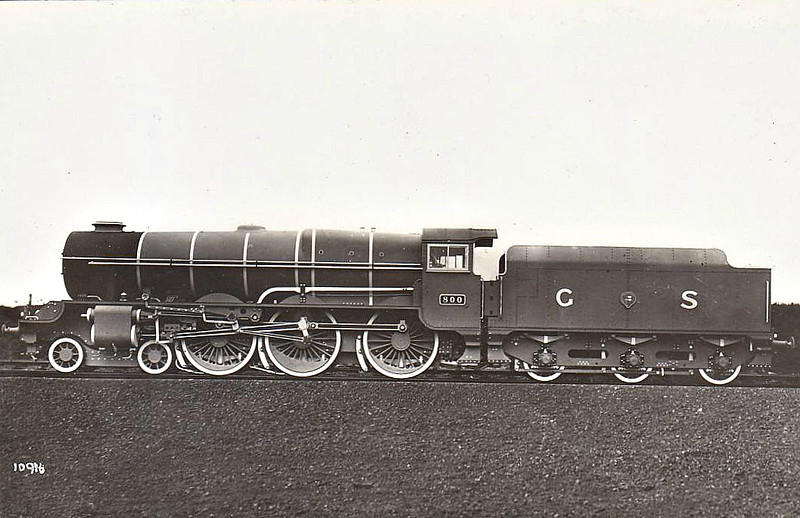 Class B 1A - 800 MAEDHBH - GSR Class 800 4-6-0, built in 1939 by Inchicore Works - 1945 to CIE - withdrawn in 1962 - preserved - works photo.