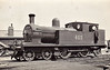 Class C3 - 460 - Dublin & South Eastern Railway 4-4-2T - built 1893 by Sharp Stewart & Co. as D&SER No.53 DUKE OF ABERCORN - 1925 to GSR as Class 458 No.460 - 1960 withdrawn.