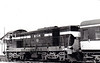 CORAS IOMPAIR EIREANN - B124 - General Motors Class 121 Bo-Bo DE - built by General Motors in 1961 - first GM diesels in Ireland - seen here at Limerick in 1973.