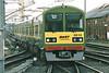 DUBLIN AREA RAPID TRANSIT SYSTEM (DART) - 8613/8614 - 3 8510 Class 4-car EMU's built in 2002 by Tokyo Car Corporation - approach Dublin Connolly on a Bray service, 22/10/02.