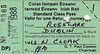 CORAS IOMPAIR EIREANN TICKET - ROSSLARE to DUBLIN - Standard Class Staff Pass issued to Mrs N Clark, dated May 31st, 1988.