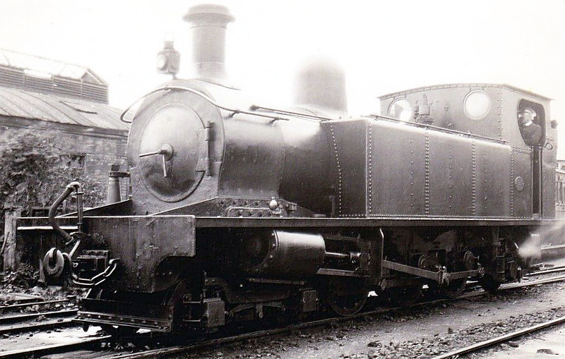 No.16 - 4-6-2T built 1899 by Hudswell Clarke & Co., Works No.519, as L&LSR No.6 - 1913 to L&LSR No.16 - 1953 withdrawn.