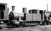 No.17 - 0-6-0T built 1885 by Black Hawthorn & Co., Works No.834, as L&LSR No.4 INNISHOWEN - 1913 to No.17 - withdrawn 1940.