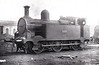Class P - 101 GIANT - Atock MGWR 0-6-0T - built 1880 by Broadstone Works - 1902 rebuilt with Belpaire boiler - 1925 to GSR as No.615 - 1945 to CIE - 1951 withdrawn - seen here after rebuild.