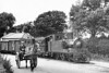 SCHULL & SKIBBEREEN LIGHT RAILWAY - No.4S - 4-4-OT - built 1888 by Nasmyth Wislon & Co., Works No.341, as S&SLR No.4 ERIN - 1925 to GSR as No.4S - 1945 to CIE - withdrawn 1954 - seen here at Holyhill in 1938 - first locomotive in British Isles to be fitted with a Belpaire boiler.