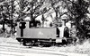 SCHULL & SKIBBEREEN LIGHT RAILWAY - No.6S - 0-4-4T, built 1893 by Tim Green & Co., Works No.180, as Cork & Muskerry Light Railway No.6 THE MUSKERRY - 1925 to GSR - withdrawn 1935 - 1936 to S&SLR as No.6s - withdrawn in 1954 - seen here at Skibbereen in 1938.