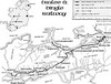 TRALEE & DINGLE LIGHT RAILWAY - A route map of the railway.