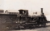 Class H - BELFAST & NORTHERN COUNTIES RAILWAY - 12 - Class H 2-4-0, built 1856 by Sharp Stewart & Co., Works No.936, as Belfast & Ballymena Railway No.12 - 1861 to B&NCR, 1903 to MRNCC, 1923 to LMSNCC - withdrawn 1924.