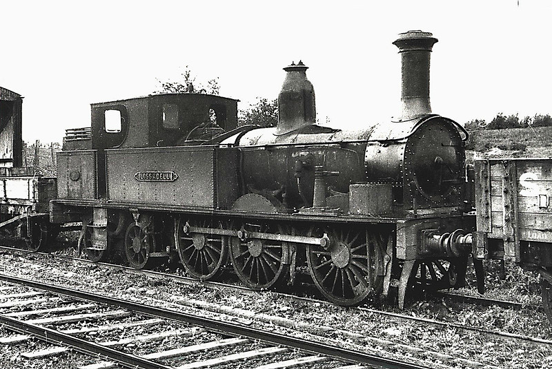 LISSADELL - 'Leitrim' Class 0-6-4T, built 1899 by Beyer Peacock, Works No.4073 - withdrawn 1954.