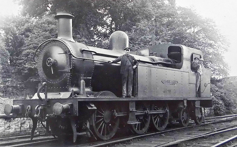 LOUGH ERNE - 0-6-4T, built 1949 by Beyer Peacock & Co., Works No.7242 - not delivered until 1951 due to impoverished state of SLNCR - 1959 to UTA as No.27 - 1968 to NIR - withdrawn 1968.