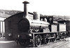 WATERFORD & CENTRAL IRELAND RAILWAY - 3 - 2-4-0, built 1852 by Sharp Stewart as Waterford & Kilkenny Railway No.5, 1861 to Waterford & Limerick Railway No.24, 1867 to W&CIR No.3, 1900 to GS&WR and withdrawn with old number.