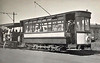 TRAMCAR No.24 - bought second-hand from Dunfermline Corporation - seen here in June 1948.
