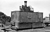 No.4  BRIAN BOROIMHE - 0-4-0VBT - built 1896 by Wilkinson & Co., Wigan, Works No.58 - 1930 sold to R Farris & Co. for the River Bann Navigation Works near Portstewart.