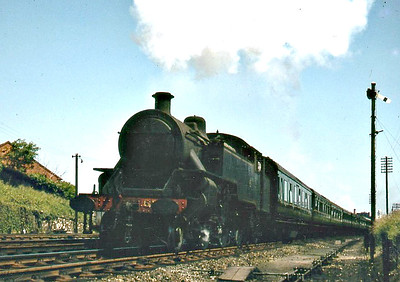 6 - Class WT 2-6-4T, built 1946 by Derby Works - 1948 to UTA - 1968 to NIR - withdrawn 1970.