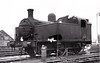 68984 - Gresley GNR/LNER Class J50 0-6-0T - built 02/39 by Gorton Works as LNER No.611 - 06/46 to LNER No.8984, 03/49 to BR No.68984 - 03/63 withdrawn from 56C Copley Hill, where seen in July 1961.