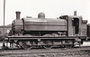 68886 - Ivatt GNR Class J52 0-6-0ST - built 02/09 by Doncaster works as GNR No.1287 - 02/25 to LNER No.4287, 10/46 to LNER No.8886, 09/48 to BR No.68886 - 11/57 withdrawn from 36A Doncaster, where seen in 09/53.