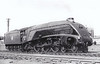 60012 COMMONWEALTH OF AUSTRALIA - Gresley LNER Class A4 4-6-2 - built 06/37 by Doncaster Works as LNER No.4491 - 01/47 to LNER No.12, 05/48 to BR No.60012 - 08/64 withdrawn from 61A Aberdeen Ferryhill - seen here at Edinburgh.