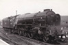 60157 GREAT EASTERN - Peppercorn BR Class A1 4-6-2 - built 11/49 by Doncaster Works - 01/65 withdrawn from 36A Doncaster - seen here at Doncaster.