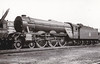 60057 ORMONDE - Gresley LNER Class A3 4-6-2 - built 02/25 by Doncaster Works as LNER No.2556 - 09/46 to LNER No.57, 06/48 to BR No.60057 - 10/63 withdrawn from 64A St Margarets.