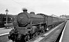 61074 - Thompson LNER/BR Class B1 4-6-0 - built 09/46 by North British Loco Co. as LNER No.1074 - 03/49 to BR No.61074 - 09/63 withdrawn from 34E New England - seen here at Skegness.