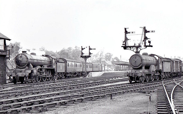 LOCOMOTIVES OF BRITISH RAILWAYS (EASTERN REGION)