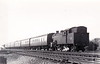67784 - Thompson LNER/BR Class L1 2-6-4T - built 03/50 by Robert Stephenson & Hawthorn Ltd, Works No.7518 - 11/62 withdrawn from 40E Colwick - seen here at Potters Bar in February 1958.