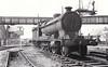 63692 - Robinson GCR Class O4/8 2-8-0 - built 07/12 byKitson & Co. as GCR No.1189 - 08/24 to LNER No.6189, 11/46 to LNER No.3536, 02/47 to BR No.3692, 09/48 to 63692 - 02/65 withdrawn from 36E Retford GC, where seen.