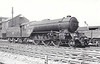 60852 - Gresley LNER Class V2 2-6-2 - built 10/39 by Darlington Works as LNER No.4853 - 07/46 to LNER No.852, 04/48 to BR No.60852 - 07/64 withdrawn from 64A St Margarets - seen here at Grantham, 08/58.