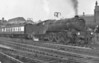 60917 - Gresley LNER Class V2 2-6-2 - built 10/41 by Darlington Works as LNER No.4892 - 12/46 to LNER No.917, 11/49 to BR No.60917 - 06/63 withdrawn from 36A Doncaster, where seen on the 'White Rose'.