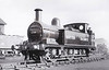 M1708 - Johnson MR 1377 Class 1F 0-6-0T - built 12/1880 by Derby Works as MR No.1408 - 1907 to MR No.1708, 10/49 to BR No.41708 - 12/66 withdrawn from 41J Langwith Junction - seen here at Derby, ex-2orks, 02/48 - preserved.