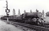 43142 - Ivatt LMS Class 4MT 2-6-0 - built 08/51 by Doncaster Works - 12/63 withdrawn from 40F Boston - seen here at Peterborough East.