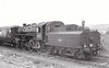 43145 - Ivatt LMS Class 4MT 2-6-0 - built 09/51 by Doncaster Works - 01/65 withdrawn from 40E Colwick - seen here at Langwith, 07/60.