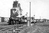 43109 - Ivatt LMS Class 4MT 2-6-0 - built 06/51 by Doncaster Works - 11/65 withdrawn from 41J Langwith Junction - seen here shunting at Skegness in the early 1960's. This had been a South Lynn loco from new and was a 40F Boston loco from March 1959 to September 1963.