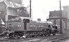 40049 - Fowler LMS Class 3P 2-6-2T - built 07/31 by Derby Works as LMS No.15049 - , 1934 to LMS No.49, 02/50 to BR No.40049 - 07/61 withdrawn from 1A Willesden - seen here at Monument Lane carrying interim number, 07/48.