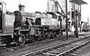 40111 - Stanier LMS Class 3P 2-6-2T - built 07/35 by Derby Works as LMS No.111 - 03/49 to BR No.40111 - 10/61 withdrawn from 14B Kemtish Town, where seen withdrawn.