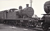 41945 - Whitelegg LTSR/LMS Class 79 4-4-2T - built 06/27 by Derby Works as LMS No.2127 - 03/49 to BR No.41945 - 02/59 withdrawn from 33A Plaistow, where seen 06/53.